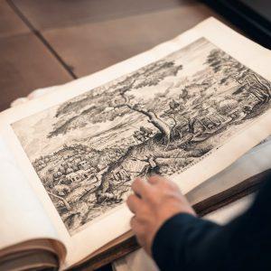 Estampe de Bruegel