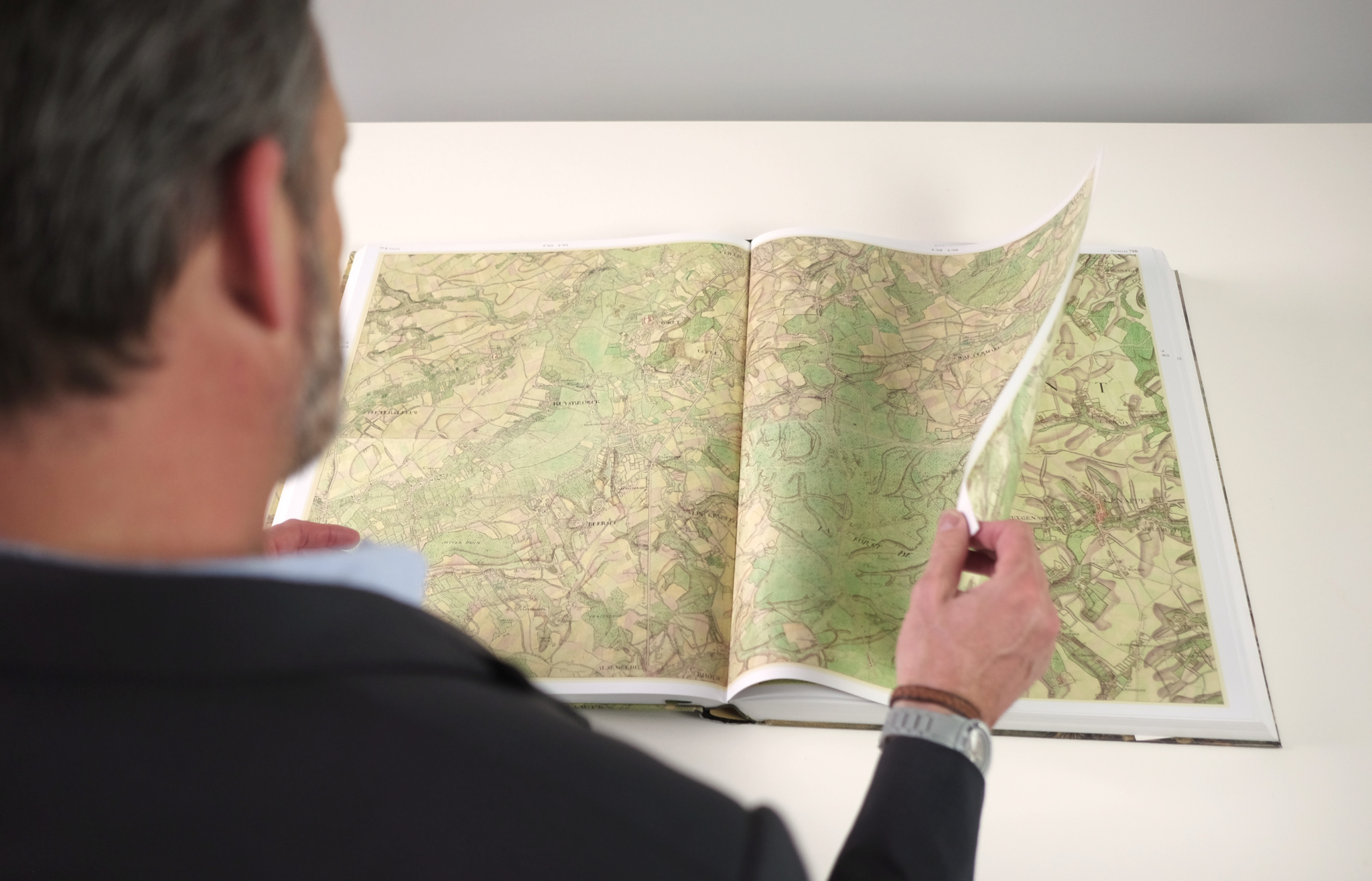 Carte Belgique Hd.The Ferraris Map Kbr