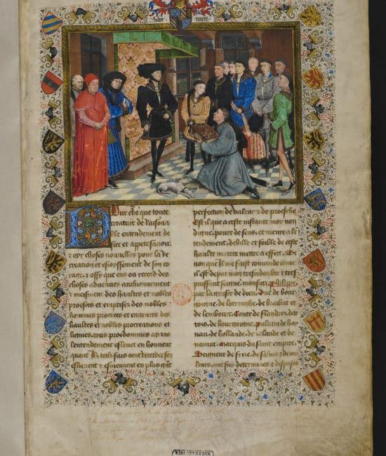 Chroniques de Hainaut
