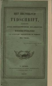 Het Brusselsch Tydschrift