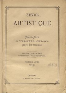 Revue artistique