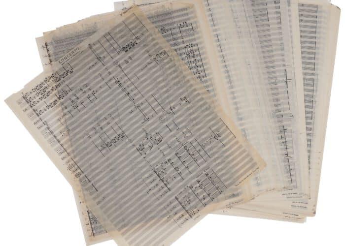 partituren Philippe Boesmans